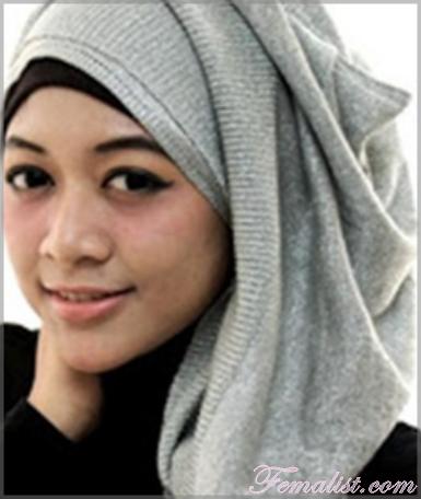 Tutorial Hijab Pasmina Polos dengan Kantong yang Cantik – Harus Coba!