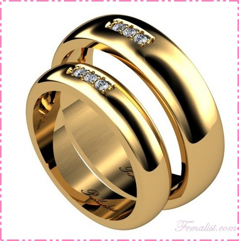 Cincin Tunangan Model Cincin Kawin 9