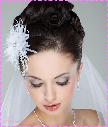 Model Sanggul Pernikahan Terbaru 11