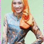 Model hijab terbaru 10