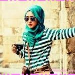 Model hijab terbaru 2