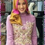 Model hijab terbaru 8