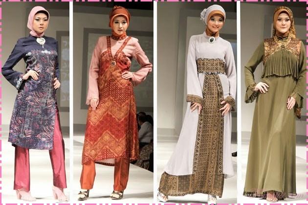 Busana Muslim Modern terbaru 3
