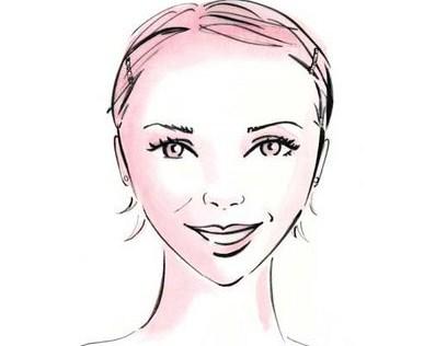 Cara Memakai Hijab Sesuai Bentuk Wajah 2.1