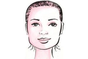 Cara Memakai Hijab Sesuai Bentuk Wajah 5