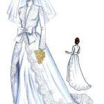 Gaun Pengantin Muslimah 3