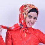Model Hijab untuk Lebaran 3