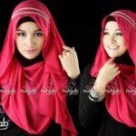Model Hijab untuk Lebaran 4
