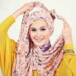 Model Hijab untuk Lebaran 7