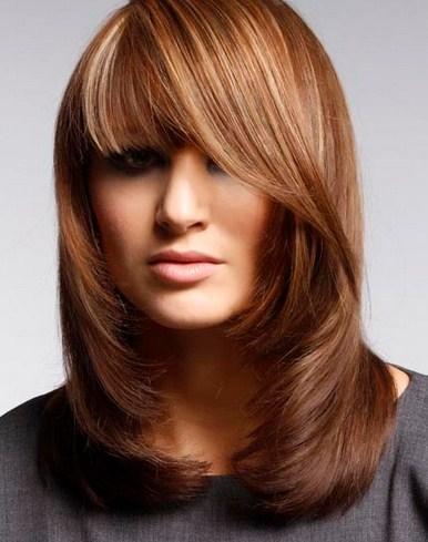 11 Model Rambut Sebahu untuk Muka Bulat dan Kotak