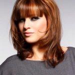 11 Model Rambut Sebahu untuk Muka Bulat dan Persegi 9