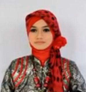 Cara Memakai Hijab Pasmina untuk ke Pesta Terbaru Simpel 10