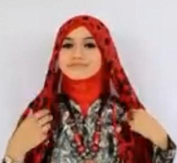 Cara Memakai Hijab Pasmina untuk ke Pesta Terbaru Simpel 2