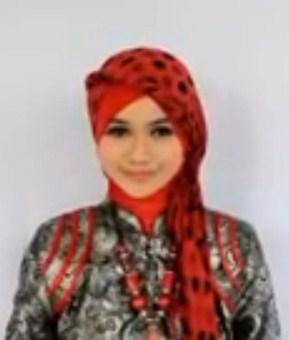 Cara Memakai Hijab Pasmina untuk ke Pesta Terbaru Simpel 8