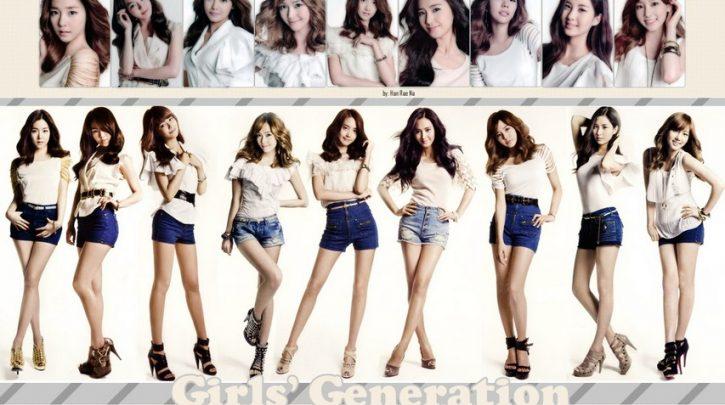 Girlband Korea Terbaik Saat Ini 1 Girls Generation atau SNSD
