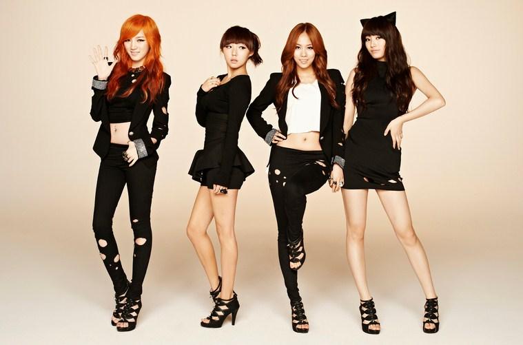Girlband Korea Terbaik Saat Ini 5 Miss A