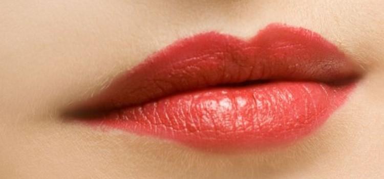 Cara Menipiskan Bibir Sederhana Alami Mudah