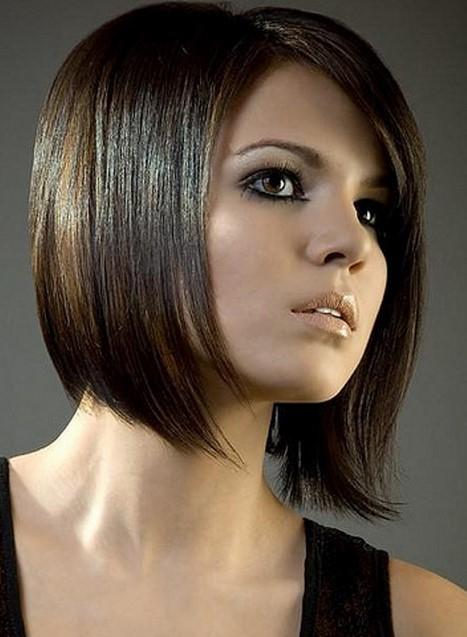 Ini dia model rambut bob sesuai bentuk wajah terbaru cantik
