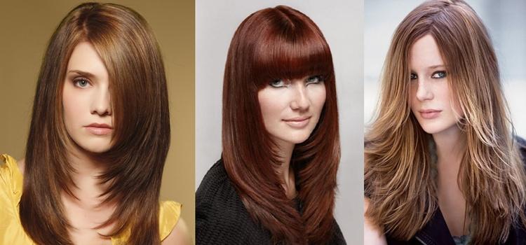 Gambar Model Rambut Panjang Untuk Wajah Bulat Terbaru