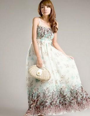 Model Dress Modern 4 - Dress Panjang