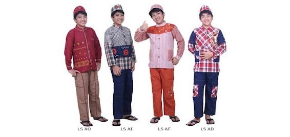 Tips Oke Memilih Baju Muslim Anak 2 - Baju Muslim Anak Lelaki