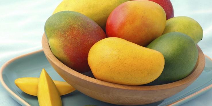 Manfaat buah mangga untuk kecantikan kulit