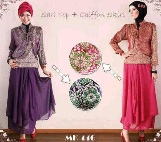 baju dress songket 4 - Untuk Muslimah
