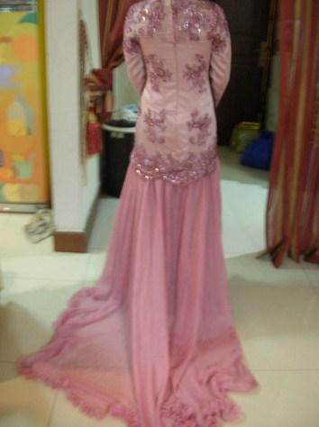 Foto Gaun Kebaya Muslimah Cantik 2 - Lebar