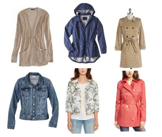 Tips Fashion Saat Musim Hujan Disertai Gambar 5 - Jaket Musim Hujan