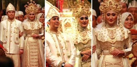 Tips Memilih Gaun dan Kerudung Pernikahan Muslimah 4 - Dian Pelangi