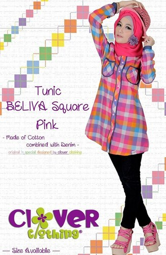 Contoh Model baju Muslim Modern 2020 6 - Buat Remaja Baju Kotak-kotak