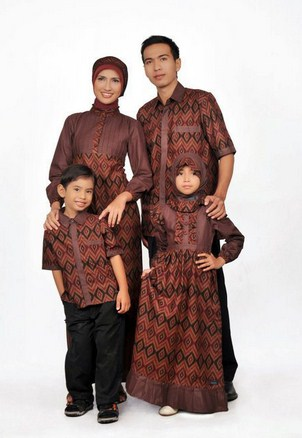 Contoh Baju Muslim Anak Keren Model Terbaru 2015 10 - Baju Muslim Anak Batik Terbaru