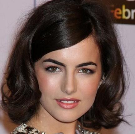 Model Gaya Rambut Terbaik Untuk Tampil Muda 2 - Bergelombang