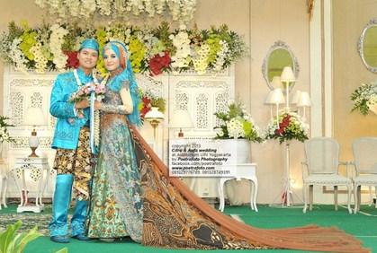 Contoh Baju Muslim Model Kebaya Modern Terbaik 5 - kebaya Muslimah untuk Pernikahan