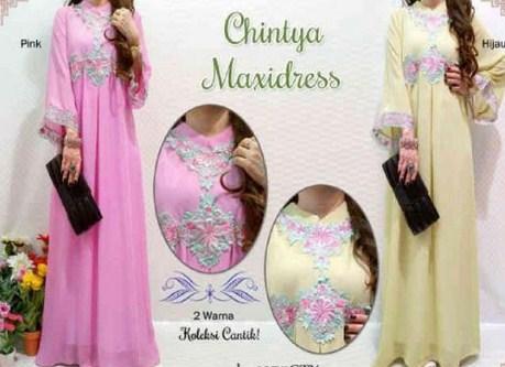 Contoh Trend Model Baju Muslim Kaftan Terbaru 2015 11 - Kaftan Panjang dan Lebar