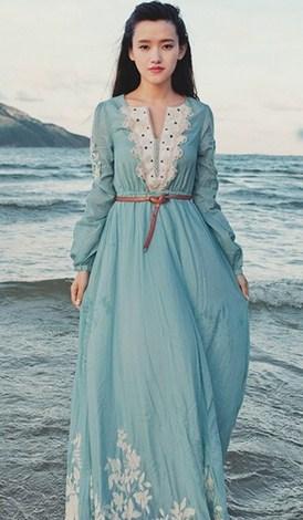 Baju Muslim Modern Untuk Lebaran Baju Gamis Solo