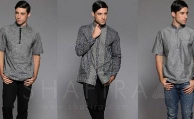 Contoh Gambar Model Baju Muslim Pria Terbaru 2019 19 - Baju Koko Masa Kini ala Model