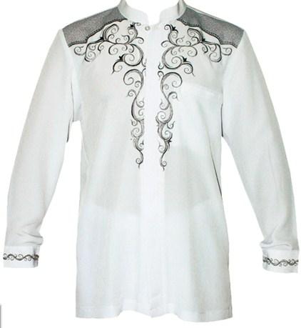 Foto Gambar Video Contoh Gambar Model Baju Muslim Pria