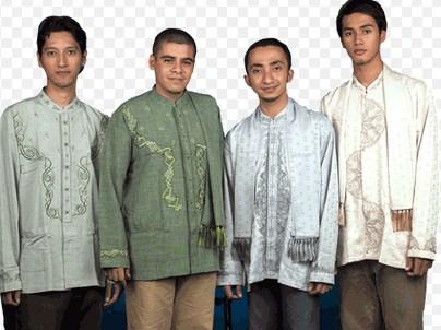 Contoh Gambar Model Baju Muslim Pria Terbaru 2015 3 - Tren simpel