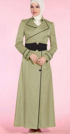 11 Koleksi Gambar Model Baju Muslim Kantor Terbaru 2019