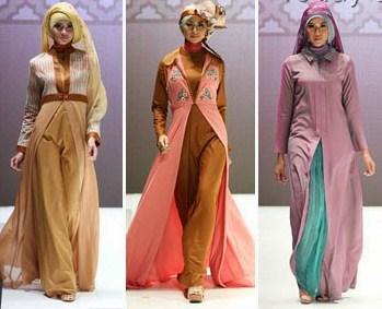 Model Desain Baju Hamil Muslim Buat Lebaran 4 - Tetap Cantik saat Hamil