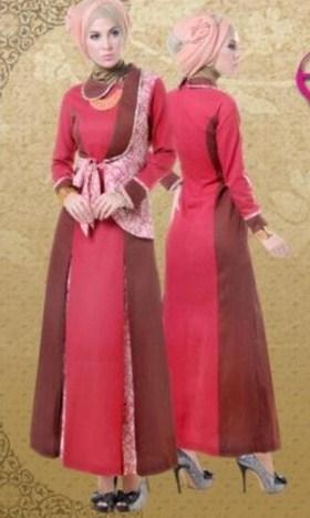 Model Desain Baju Hamil Muslim Buat Lebaran 8 - Foto Terbaru yang Oke
