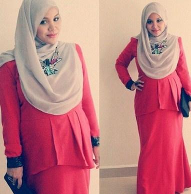 Trend Model Busana Baju Hamil Muslim Paling Baru 11 - Baju Muslim Hamil untuk Kerja