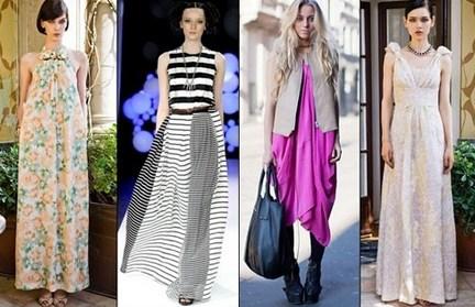 Tips Memilih Pakaian Buat Wanita Berbadan Kurus