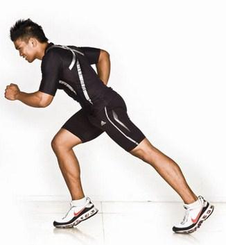 Gambar Model Pakaian Senam Terbaru dan Oke 6 - Baju Senam pria Hitam