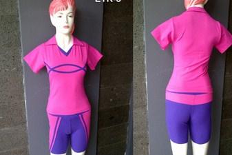 Cara Memilih Baju Senam Aerobik Wanita Berkualitas 4 - Celana Pendek