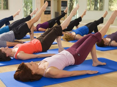Senam Pilates yang Efektif Menurunkan Berat Badan