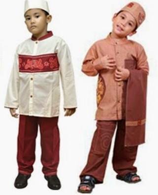 Beragam Baju Koko Anak-Anak Jadikan Si Kecil Tampil Trendi