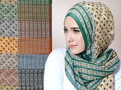 Beragam Tutorial Model Hijab Pasmina yang Mudah Dipraktikkan