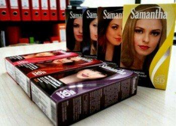 Daftar Harga Cat Rambut Warna Trend Terbaru 9.2 - Samantha